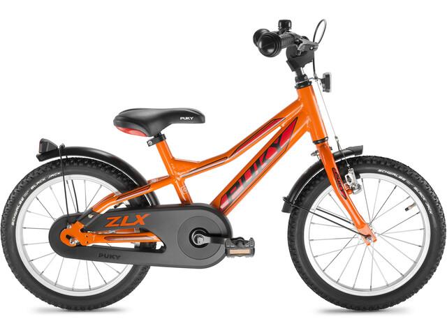 Puky ZLX 18-1 Børnecykel Alu orange (2019)   City-cykler